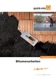 ES Bitumen 01 - Quick-Mix