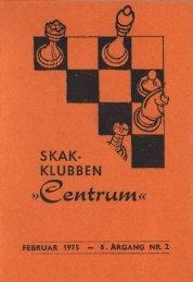 Hent bladet - Skakklubben Centrum