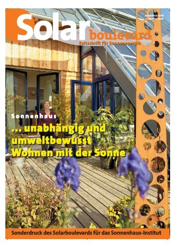 Download (pdf 258 KB) - Sonnenhaus-Institut