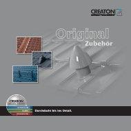 Zubehör - Creaton AG