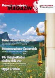 Bundesverband - Magazin Frühjahr 2012 - Privatvermieter Verband ...