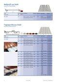 Lagerprogramm Dach und Wand - Klöckner Stahl - Seite 4