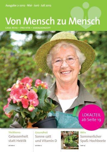 Ausgabe Mai - Juni - Casa Reha