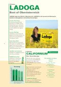 DK SEDONA - Saatbau Linz - Seite 6