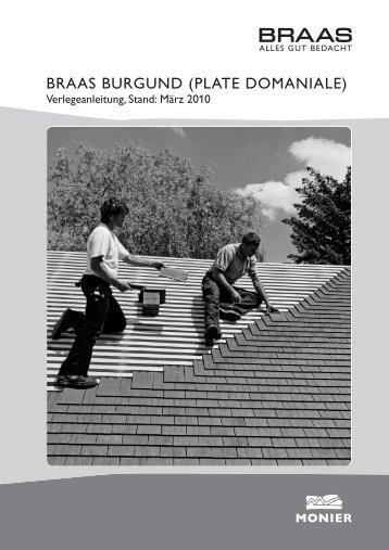 BRAAS BURGUND (PLATE DOMANIALE)