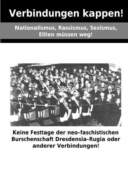 Verbindungen Kappen Die Antifa An Der Uni Heidelberg