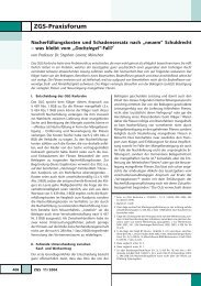 ZGS-Praxisforum - Prof. Dr. Stephan Lorenz