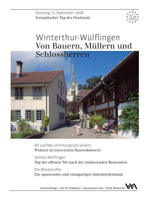 Lehrlingstreffen der Generationen bei - Winterthurer Zeitung