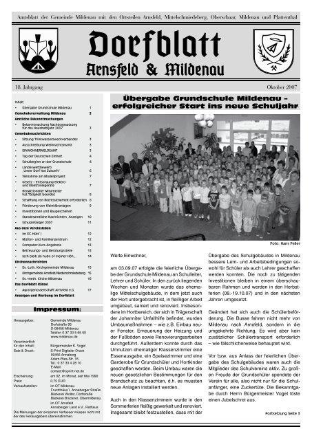 DACH-MALER-BAUSTOFFE e. G. - Mildenau