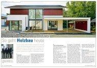 7Probe aufs Exempel: die Bauleiter. - Bittermann & Weiss Holzhaus ...
