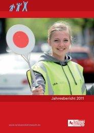 Jahresbericht 2011 - Landesverkehrswacht Niedersachsen eV