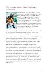 Mann Und Vater Werden 2012 - Familylab