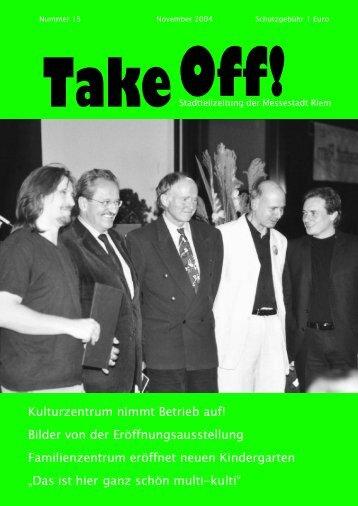 Take - Kulturzentrum Messestadt