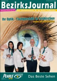 September 2011 Bezirksjournal