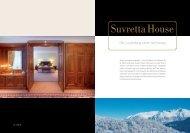 Stille Luxusherberge auf dem Dach Europas - la bella vita