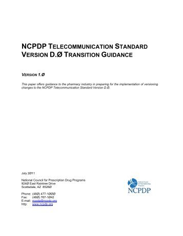 NCPDP Reject Error Codes