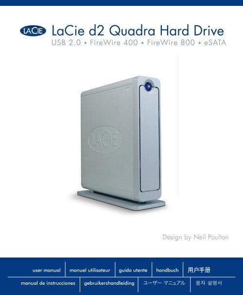 Download Pdf Lacie D2 Quadra Hard Drive