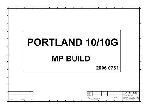 PORTLAND 10/10G - Fotoselli