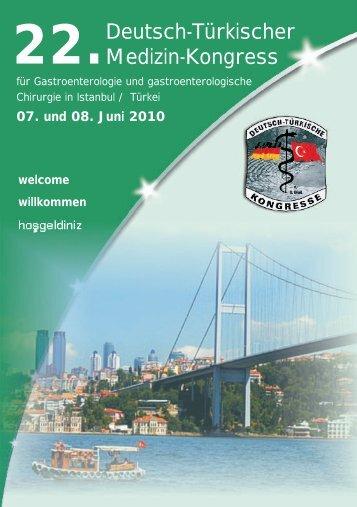 07. und 08. Juni 2010 - Medizinkongresse.org
