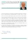 07. und 08. Juni 2010 - Medizinkongresse.org - Seite 5