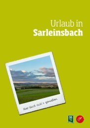 Urlaub in Sarleinsbach