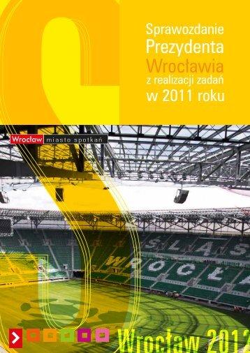 Sprawozdanie - Wrocław