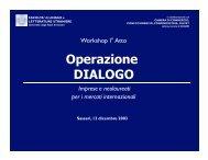 Workshop per i laureati - Studio Giaccardi & Associati