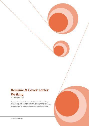 resume cover letter writing nanyang technological university - Cover Letter University