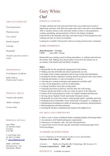 Welder cv template example dayjob chef cv template download dayjob pronofoot35fo Gallery