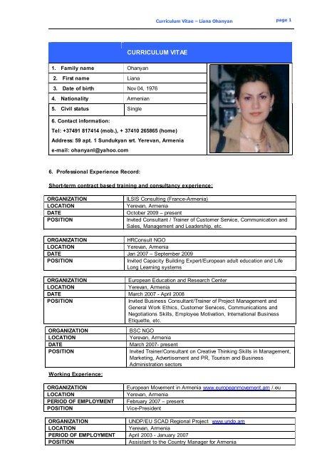 Dating site Yerevan