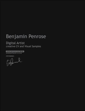 gallery cv - Ben Penrose