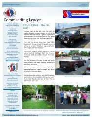 Next Meet - Central Virginia Chapter of the Studebaker Drivers Club