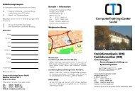 Fachinformatiker/-in - CTC-Seidel