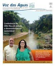 Jornal O Saquá - Voz das Águas