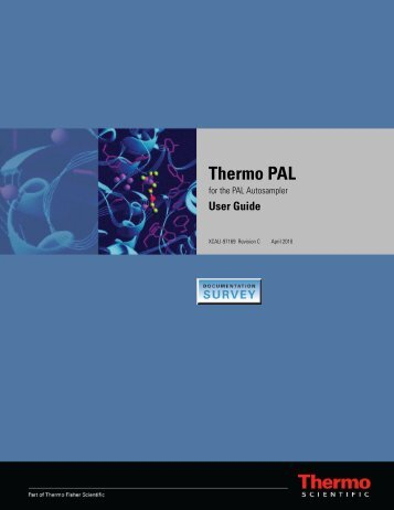 Thermo Pal for the CTC PAL Getting Started Guide