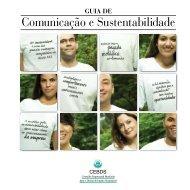 Guia de Comunicação e Sustentabilidade - Instituto Votorantim
