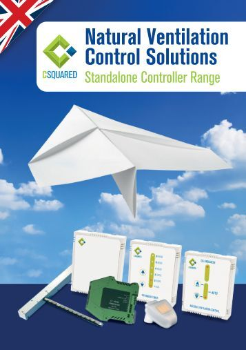 Natural Ventilation Control Solutions - C Squared
