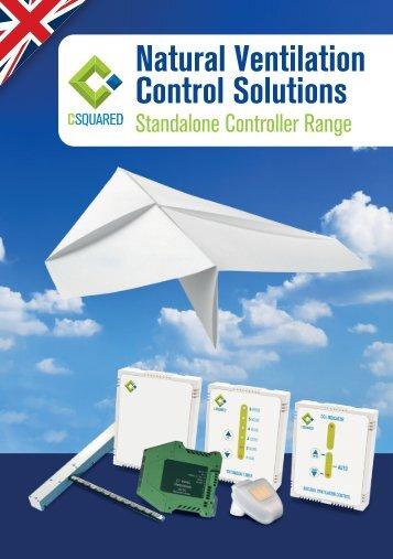 Natural Ventilation Control Solutions - C Squared
