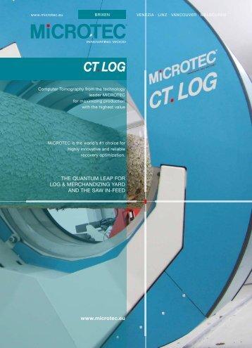 CT.LOG - MiCROTEC