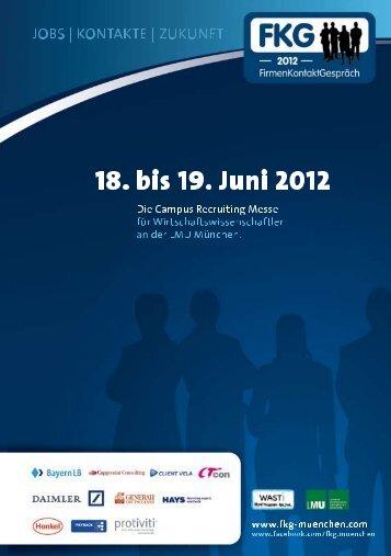 Katalog 2012 - FKG