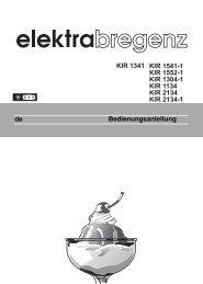 KIR 1341 - Elektra Bregenz