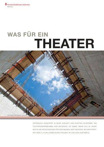 Was für ein Theater - Elektro Beckhoff Verl