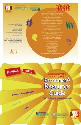 Summer 2012 CTC Recreation & Resource Guide (pdf - Norristown ...