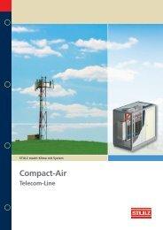 Compact-Air Telecom-Line - Stulz GmbH
