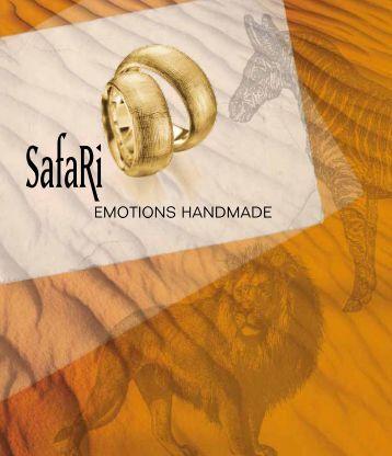 Safari - PDF - Trauringe von der TRAURING juwelier