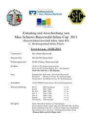 Ausschreibung-2011-Dreiburgenland.pdf - Skiverband Bayerwald
