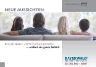 Bayerwald - HASKE Fenster und Türen