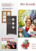 Jubiläums-Aktion, der Flyer - Bayerwald Fenster & Haustüren - Page 2