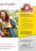 Jubiläums-Aktion, der Flyer - Bayerwald Fenster & Haustüren - Page 3
