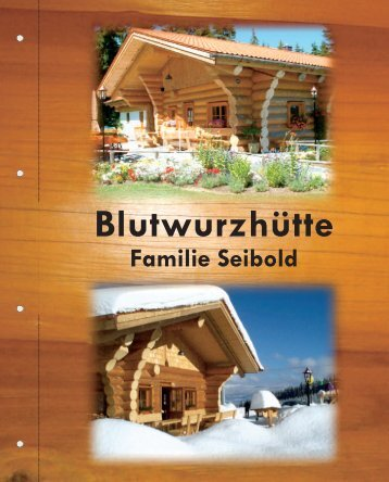 Aktion Glas Bayerwald.qxd - Blutwurzhütte
